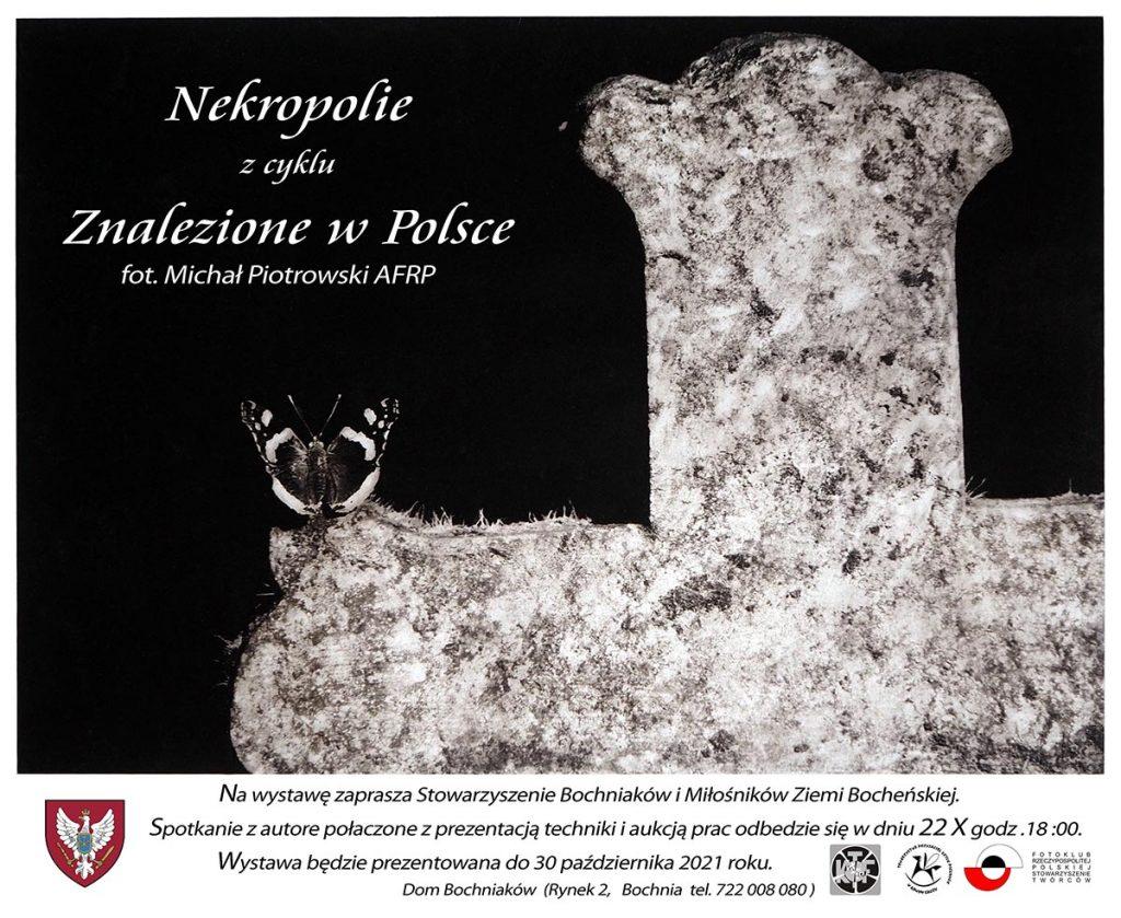 Nekropolie z cyklu Znalezione w Polsce