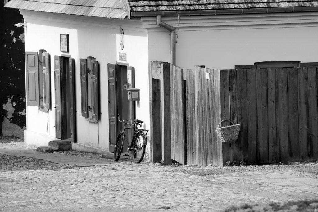 """"""" Poczta w skansenie w Lublinie """"  fot. Michał Piotrowski"""